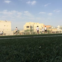 Photo taken at Ibn Al-Atheer Middle School by JòÔóZëF on 10/20/2014