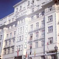 Photo taken at Belmond Copacabana Palace by Gabriel P. on 11/24/2012