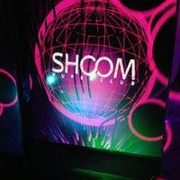 Photo taken at SHOOM SUPERCLUB by SerЁGa on 5/10/2013