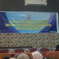 Photo taken at Hotel Jakarta by Nanie B. on 12/7/2013