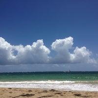 Снимок сделан в Ocean Park Beach пользователем Beatriz R. 7/21/2013