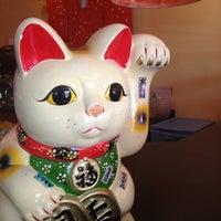 Photo taken at Ikebana Sushi Bar - Carolina by Beatriz R. on 2/9/2013