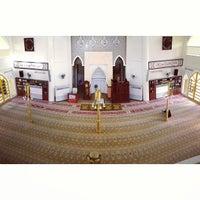 Photo taken at Masjid Kuning KD by Faiz Hj Arman on 4/5/2013