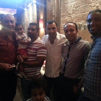 Photo taken at Almez Khanon cafe by almez k. on 8/3/2013