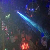 Photo taken at Piranha Nightclub by Brian Y. on 7/7/2013