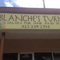 Photo taken at Blanche's Turn by Lawrence M. on 7/14/2013