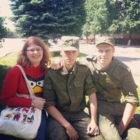 Photo taken at Воинская часть Барыбино by Nataliya R. on 5/31/2014