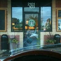 Photo taken at Starbucks by Eliza B. on 6/11/2013