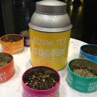 Photo taken at Kusmi Tea by samira k. on 4/11/2013