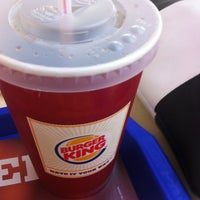 Photo taken at Burger King by Zeynep E. on 6/1/2013