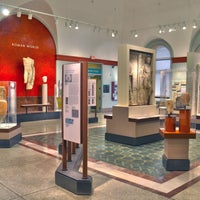 Photo taken at University of Pennsylvania Museum of Archaeology and Anthropology by University of Pennsylvania Museum of Archaeology and Anthropology on 3/26/2014