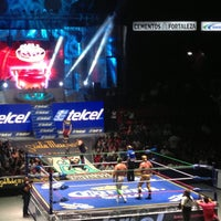 Photo taken at Arena México by Vidcar M. on 4/20/2013