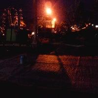Photo taken at Taman Air Stadion Manahan Solo by Bakti N. on 5/11/2013