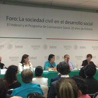 รูปภาพถ่ายที่ Indesol โดย Odín R. เมื่อ 8/1/2013