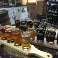 Photo taken at Border Brewery by Carmen P. on 12/27/2015
