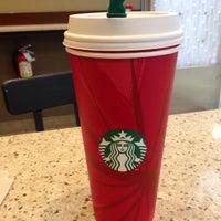 Photo taken at Starbucks by Carmen P. on 11/5/2014