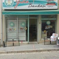 Photo taken at Manisa Belediyesi Gıda Bankası by Onur Y. on 8/24/2015