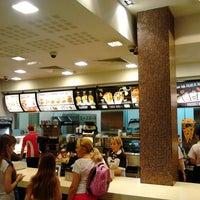Photo taken at McDonald's by Kira N. on 7/8/2013