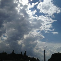 Photo taken at National Mall by Dave on 8/1/2013