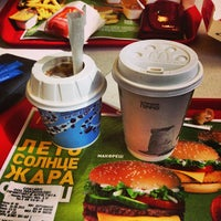 Photo taken at McDonald's by Mikhail M. on 8/16/2013