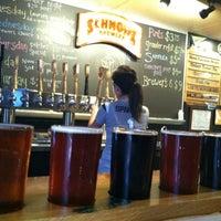 Photo taken at Schmohz Brewing Co. by Katy M. on 1/4/2013