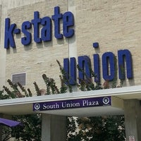 Photo taken at K-State Student Union by Brittany H. on 8/23/2013