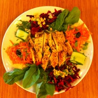 Photo taken at City Cafe & Restaurant by Fatih U. on 6/19/2013