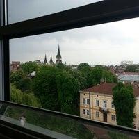 Photo taken at Національний університет «Львівська політехніка» Корпус 4 by Ленка Ш. on 5/20/2013
