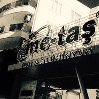 Photo taken at me-taş alüminyum by Cafer D. on 5/18/2016