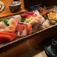 Photo taken at Kibune Sushi by Kathy P. on 9/13/2014