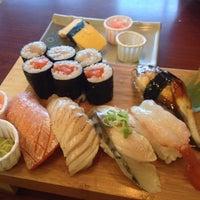 Photo taken at Takeya Sushi by Kathy P. on 7/20/2013