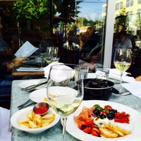 Photo taken at Gramercy Grill by Kathy P. on 6/18/2015