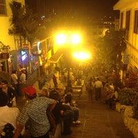 Photo taken at Las Peñas by Jordy V. on 7/27/2013
