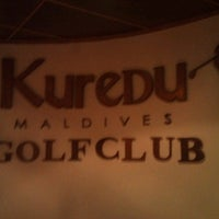 Photo taken at Kuredu Golf Club by MaaiXiaam on 5/18/2013