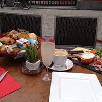 Photo taken at M-Café by Benjamin on 7/28/2013