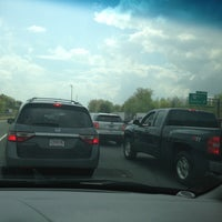 Photo taken at I-95 HOV Merge (The Merge) by Jamie on 4/18/2013