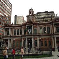Photo taken at Paço Municipal by Cesar F. on 11/11/2015