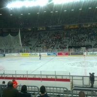 Photo taken at Arena Ice Fever 2012 by Goran C. on 1/18/2013