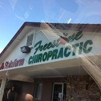Photo taken at Freestone Chiropractic by Megan M. on 7/24/2013