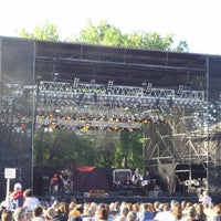 Photo taken at Tag's Summer Concert Stage by Mary Katherine K. on 6/21/2014