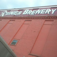 Photo taken at Old Rainier Brewery by Anthony S. on 9/28/2012