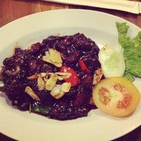 Photo taken at Wajan Oriental Cuisine by Sheila O. on 6/8/2013
