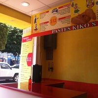 Photo taken at Pastes Kiko's by Francisco D. on 5/19/2013