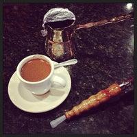 Photo taken at Sahara's Cafe & Bar by James B. on 6/12/2013