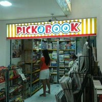 Photo taken at Pick-a-Book by Dydee A. on 3/5/2012
