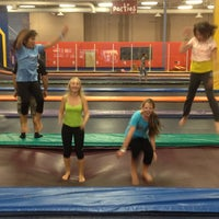 Photo taken at Jump Street by Suzanne A. on 10/11/2013