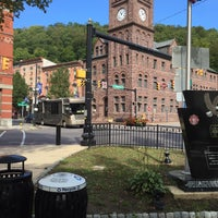 Photo taken at Jim Thorpe by Bill R. on 9/21/2016