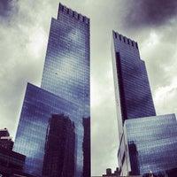 Photo taken at Time Warner Center by Anton P. on 4/19/2013