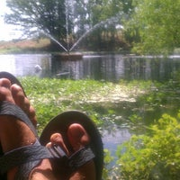 Photo taken at Mineola Nature Preserve by John J. on 5/19/2013