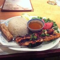 Photo taken at Saigon Bay Vietnamese Restaurant by Nia B. on 12/7/2013